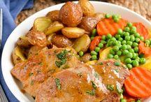pork dishes