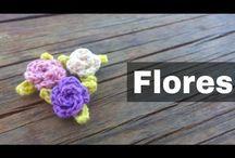 flores faciles.