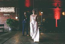 Urban Wedding Portraits