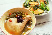 Recipe- soups
