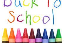 Back to School Ideas!!!
