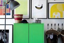 Idéer för hemmet / Vår lägenhet