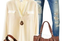 BROWN bag outfits