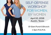 Self-Defense Events: Austin / Check out one of these cool training opportunities in Austin!