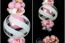 Decoraciones de globos