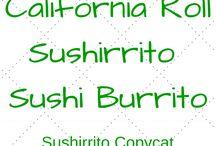 Sushi!!