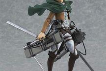 Figma | Anime figurines