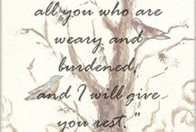 Scripture / by Shelly L. Snow