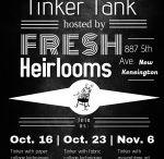 Events & workshops at Fresh Heirlooms