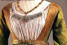 Habsburg Mária és II. Lajos ruhája