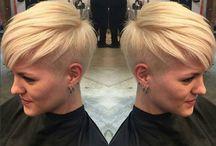 Fryzury - hairstyle