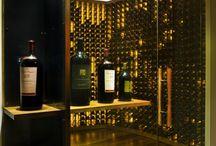 wine room / vinrumsinspiration