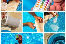 Pool care and patios / by Carla Vaussine Cranfill