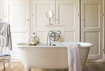 Laminaat in de badkamer / Laminaat voor in de badkamer.
