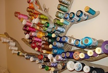 Craft Room Ideas / by Shannon Jones
