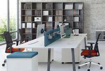 Mobiliers bureaux opératifs / Rendre rapidement votre espace plus dynamique. - Making your workstation more dynamic.