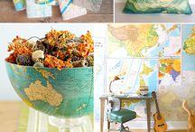DIY Project Ideas / by Karoline Loewen-macintyre