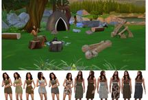 The Sims 4 History Challenge