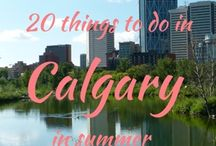 Canada Travel / Attractions, restaurants and all things fun in Canada