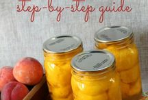 Canning tips/ideas / by Amy Copelin