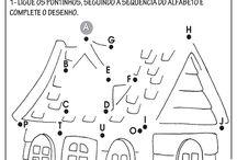 ATIVIDADES/ ALFABETO