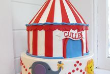 Circus and Zoo Party Ideas / by Justine Lombardi