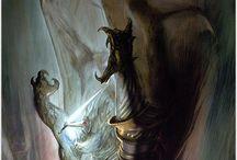 John Howe Fantasy Art