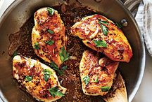 Dinners: Fast & Healthy