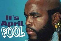 Happy April Fool's Day!!