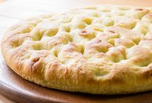 Focacce pizza e panzerotti