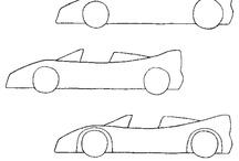 DRAW CAR