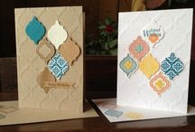 2013-2014 catalog......Stampin' Up / by Sandy Carlson, Stampin' Up Demonstrator