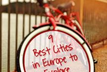 Viajar de bicicleta   Travel by bike ❤ / Viajar de bicicleta, viagem, bicicleta, cicloturismo, travel by bike, bike, bike life, bike love