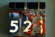 numbers / by Chrissy Covington