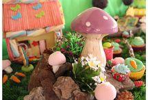 Candy bar - Naturaleza y Hadas / Candy bar - Naturaleza y Hada