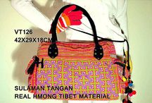 Hmong bags  / For sale from Jakarta, Indonesia Contact: whatsapp 08811590024