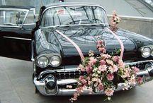 Araba süslemek / Gelin Arabaları