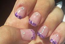 my set of nails