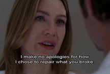 Grey's Rawks! / Grey's Anatomy quotes, pics, etc.