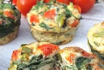 egg muffins breakfast