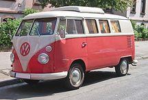 FAN club / все что я люблю, например,  Volkswagen T1