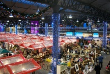 Old Spitalfields Market / Famous indoor market in the heart of East London. You'll find anything from fashion to food in our market stalls and a wide variety of traders.