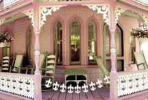 Happy Porch