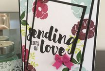 Lots of Love Stampin Up