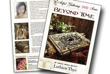 Luthien Thye- Fantastic mixed media art and workshops