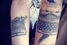 TATOO / Tattoo new school for me