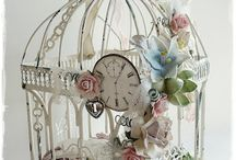 Bird cages / by Shirley Guy