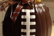 Football Season! / My Favorite time of the year, from tailgating, decorating, to a house full of men yelling like little girls! This season I will be prepared. I hope to inspire some of you too! / by Nancy Bostik