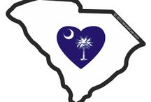 Heart in South Carolina / Follow your Heart, it will lead you Home!