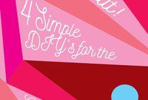 diy for parties-kids&adults / by Janice Sahutsky